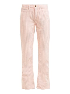 M.i.h Jeans daily high-rise corduroy trousers