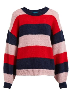 M.i.h Jeans jackson striped mohair blend sweater