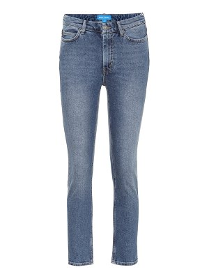 M.i.h Jeans niki high-rise straight jeans