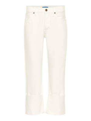 M.i.h Jeans phoebe high-rise wide-leg jeans