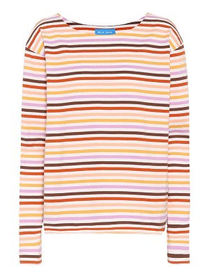 M.i.h Jeans simple mariniere striped cotton top