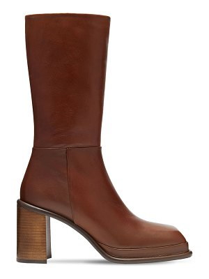 Miista 85mm abril leather boots