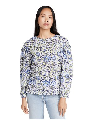 Mille lila top