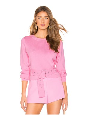 Milly Belted Pullover