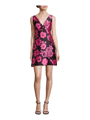 Milly Floral Print Dress