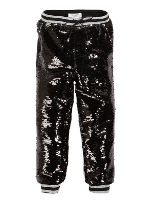 Milly Minis Moveable Sequin Jogger Pants