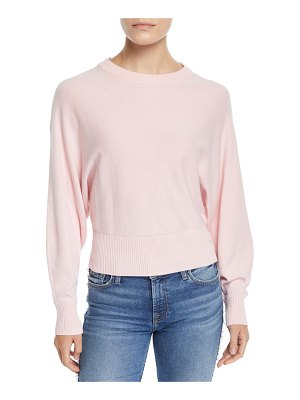 Milly Volume Dolman-Sleeve Top