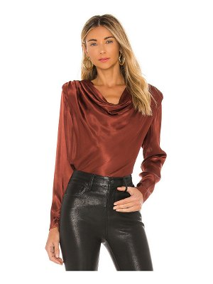 MINKPINK mallory satin top