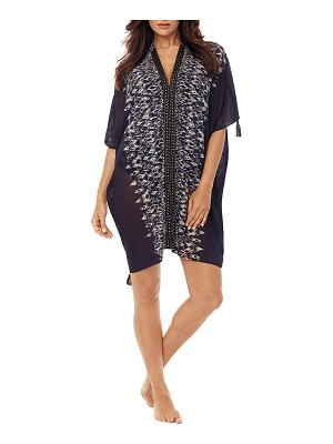 Miraclesuit Labyrinth Short Coverup Caftan