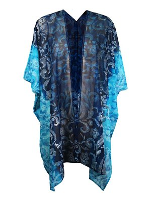 Miraclesuit royals beach wrap coverup