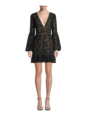 Misha Collection harper lace dress