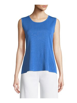 Misook Classic Solid Knit Tank
