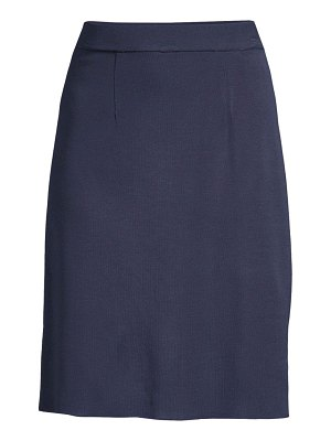 Misook straight skirt