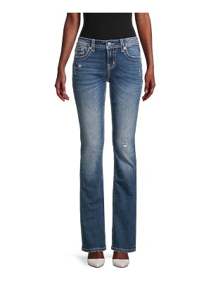 Miss Me Chloe Embellished Bootcut Jeans