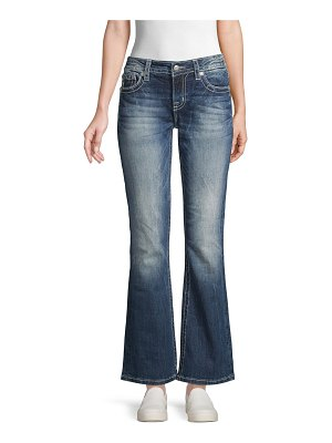 Miss Me Mid-Rise Bootcut Jeans