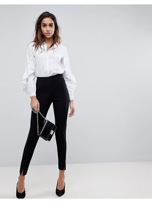 MISSGUIDED Skinny Fit Cigarette Pants