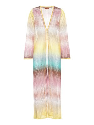 Missoni Mare Crochet-knit cover-up