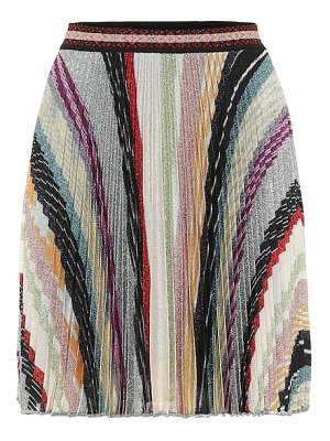 Missoni striped miniskirt