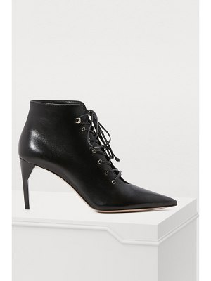 Miu Miu Lace-up ankle boots