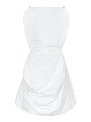 MM6 Maison Margiela cotton dress