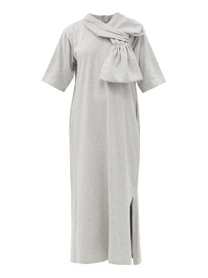 MM6 Maison Margiela cotton-jersey t-shirt dress