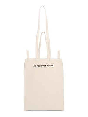 MM6 Maison Margiela Cotton tote