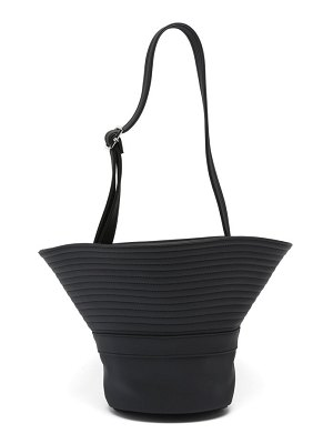 MM6 Maison Margiela rainhat canvas bucket bag