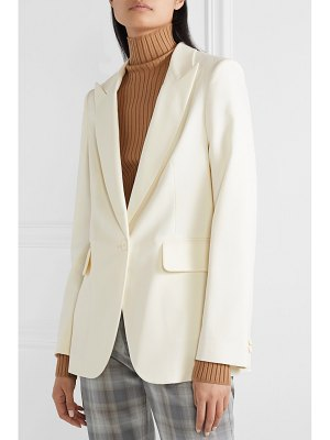 MM6 Maison Margiela twill blazer