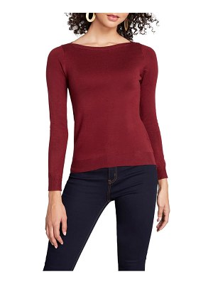 ModCloth boat neck sweater