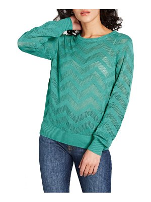 ModCloth zigzag stitch sweater