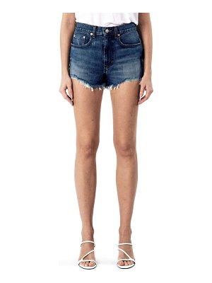MODERN AMERICAN east side cutoff denim shorts