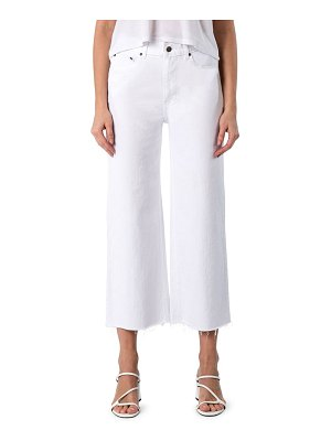 MODERN AMERICAN savannah high waist crop wide leg jeans