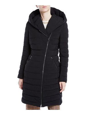 Moncler Barge Hooded Puffer Coat