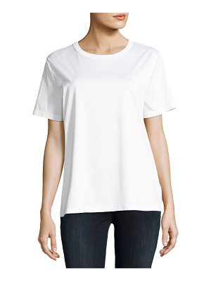 Moncler Basic Cotton T-Shirt