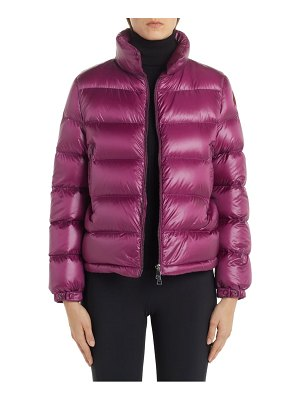 Moncler copenhague lacquered down jacket