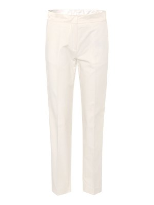 Moncler cotton cropped trousers