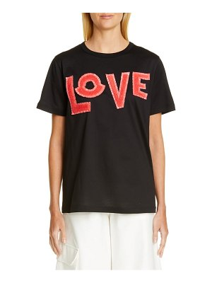 Moncler genius by  x 2  1952 love tee