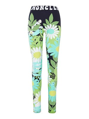 Moncler Genius Richard quinn print high waist leggings