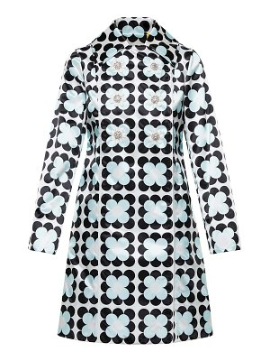 Moncler Genius Richard quinn printed duchesse coat