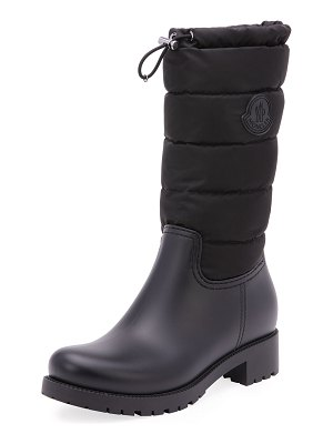 Moncler Ginette Down All-Weather Boots