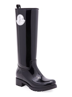 Moncler Ginger All-Weather Knee Boots
