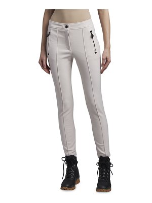 Moncler Grenoble Technical Stretch Pleated Pants