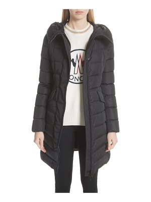 Moncler grive hooded down coat