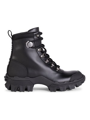 Moncler helis leather hiking boots