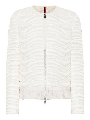 Moncler quilted down-filled jacket