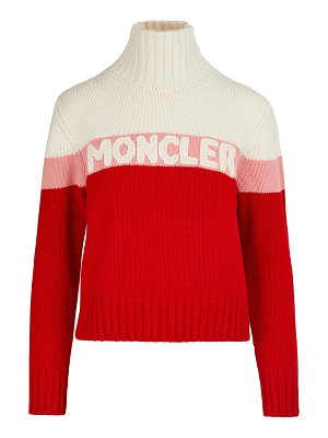 Moncler Wool and cashmere jumper