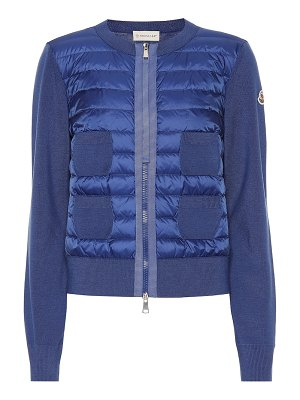 Moncler wool down jacket