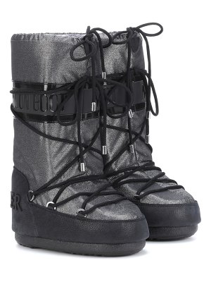 Moncler x moon boot® ankle boots