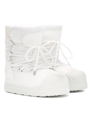 Moncler x moon boot® uranus ankle boots
