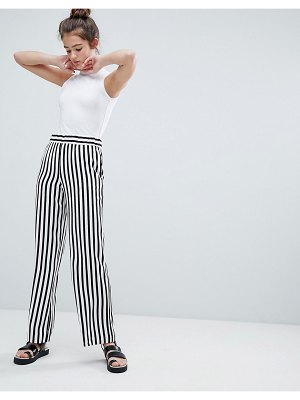 Monki Stripe Pants